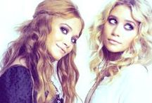 The Olsen Twins / Take a look at why Mary-Kate and Ashley Olsen are our favourite twins! / by Dirty Looks