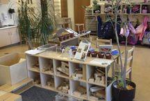 EYFS - Classroom environment ideas