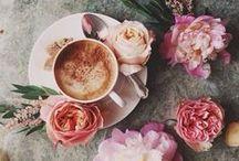 Bom dia ♥ / Inspirações para você caprichar no seu café da manhã ou lanche da tarde!