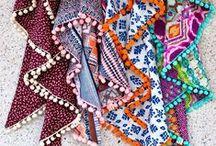 HIPPIE. By Ana María. / Multicolor, hippie, etnic, boho. Estilos auténticos y divertidos.