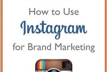 Instagram Visual Social Media Resource / Sources of great information on Instagram, to get you started, make more of it, educate and inform. Used as the basis of a workshop to help brands/businesses realise the advantages that can be had from connecting with their audiences through this channel.