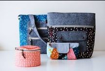Sewing - Bags / Inspiration for bags to sew one day