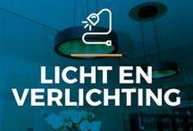 ⌂ Licht & Verlichting ⌂ / Licht speelt een cruciale rol in de beleving van je woning. Hoe zorg je voor die speciale sfeer in huis?