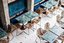restaurant design / restaurant design ideas: interior restaurant design, bar restaurant design, best restaurant design, menu restaurant design and cafe restaurant design. mostly modern restaurants!