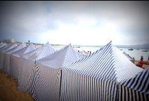 São Martinho do Porto, Portugal / São Martinho do Porto in the Silver Coast of Portugal