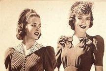 Fashion Vintage 1911-90s / Fashion between 1911 to 1990.