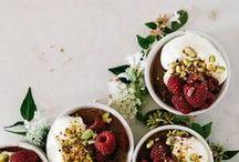 food: sweet / sweet desserts