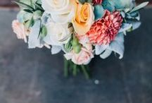 Summer Wedding Flowers / All the gorgeous blooms that wait until summer to festoon your wedding with color and beauty
