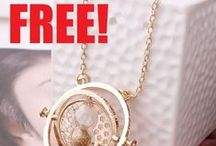 FREE Harry Potter Time Turner Necklace - Just Pay Shipping!