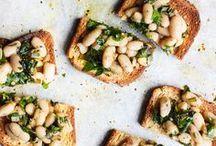recipes on toast