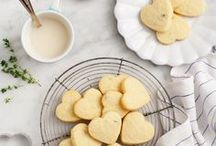 valentine's day recipes / sweet (and maybe some savory) recipes for valentine's day