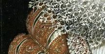 Detail / masterpiece of detail of art, fashion, architecture, jewels etc.