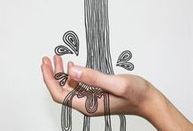 ILLUSTRATION IN PHOTO'S / On this board you can find photographs with illustration in it. Very cool and in inspirational ideas