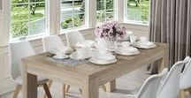 Decorate / how to decorate a table for what you want; place settings and other  things
