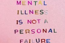 Mental Health / Creating awareness of illnesses, emotions and disorders with adequate healthcare that leads to wellness.