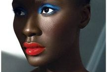 Models, Beauty, Models / The Top African, Caribbean models in the business now!!!