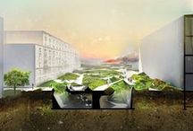 Design by Marta Musial / architecture, renders, art