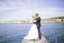 Mattias bröllopsbilder / Bröllopsbilder från när och fjärran