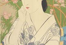 JAPAN / Inspiration board - Tenue de Ville wallpaper