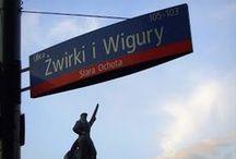 Ulice Ochoty / Zapraszamy do poznania patronów ochockich ulic :)