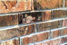 Street art / Various street art