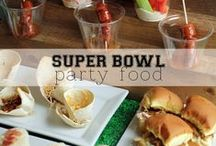Big Game Eats / The food we love to eat while watching football