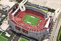 Levi's Stadium / Home of the 49ers starting 2014, and Super Bowl L in 2016. Located in Santa Clara, California