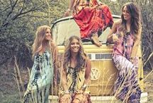 Flower Power / hippie,bohemian,gypsy style ~free spirit~