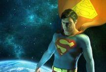 Superman / My comics geek side