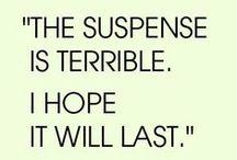 GENRE: SUSPENSE