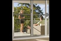 Insect Screens for Doors and Windows / Just like any other insect screen, a Prowler Proof insect screen is designed to keep small intruders out. That's where the similarities end. Like all other Prowler Proof products, our insect screens are welded with robotic perfection. You'll enjoy the extra strength and the great look of the seamless corners every day. The insect gauze is high quality, long lasting fibreglass with small openings and great visibility. Sure to keep out small intruders for years to come.