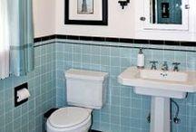 1950's Bathrooms