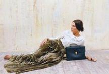 Collection Winter 2014 / Our bags collection is about modern classic, retro aesthetics and minimalism. В коллекции Зима 2014 мы работали над созданием современной классики на основе ретро эстетики и минимализма.