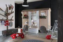 Kids deco / Decoración habitaciones infantiles