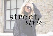 street style / Find some inspiration from snapshots of fashionista street style!