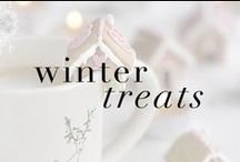 whip up winter treats / Tis the season! Our edit of holiday recipes that the family will enjoy!