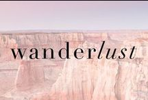 wanderlust / We're daydreaming about our next adventure, vacation, trip! Explore the world with Max Martin. Don't forget to pack your heels!