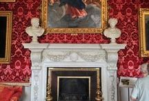 Kamin /  Fireplace