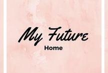 Interior Design Inspiration / Interior design inspiration for the millennial home.