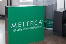 Melteca Launch Event 2015 / The launch of Melteca Purecoat, Melteca Clipwall and the 2015 Melteca colour additions at Spark Lab, Auckland.