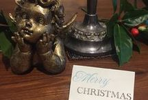 Christmas Decorations / A collection home decor ideas for your home at Christmas time