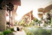 Arabic countires architecture