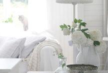 White Living / White decor