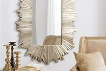 Mirrors / At Modish Living we have searched far and wide to bring you the best collection of the most beautiful mirrors money can buy. We consider mirrors not to be just accessories, but also forms of art.