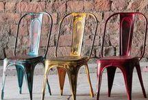 Hyatt Range / Hyatt Industrial Reclaimed Wood Furniture by Modish Living