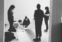 SAUDADE SHOOTING - Tenue de Ville / Shooting of the fourth collection of Tenue de Ville's Wallpapers SAUDADE