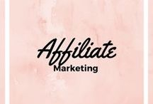 Affiliate Marketing For Bloggers / Affiliate marketing can be a big money maker! Learn how to make those sales and turn your blog into a business.