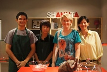 my adventure with silver  / Here you can see pics from my DIY class in ShannTa in Bangkok.