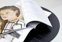 Revistas | Livros / by Review Slow Lifestyle - Bruna Miranda