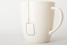 Cups & tea pots